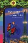 couverture La Cabane magique, Tome 30 : Rencontres en haut de la tour Eiffel