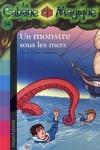 couverture La Cabane magique, Tome 34 : Un monstre sous les mers