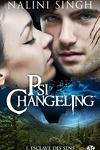 couverture Psi-Changeling, Tome 1 : Esclave des sens