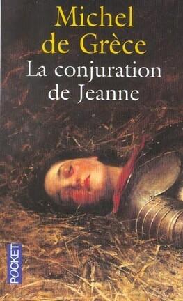 Couverture du livre : La conjuration de jeanne
