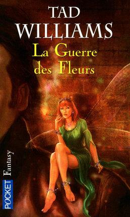 Couverture du livre : La guerre des fleurs