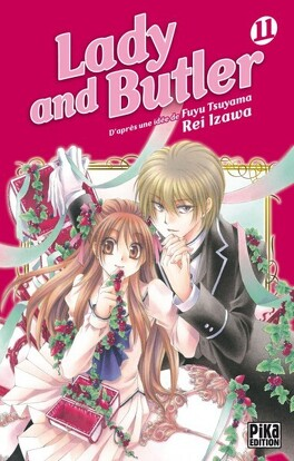 Couverture du livre : Lady and Butler, tome 11