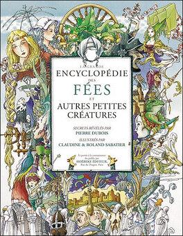 Couverture du livre : La grande encyclopédie des fées