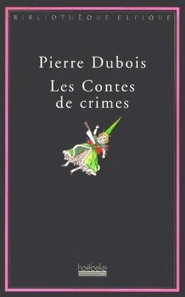 Couverture du livre : Les Contes de Crimes