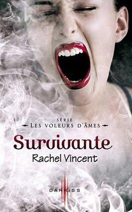 Couverture du livre : Les Voleurs d'Âmes, Tome 5 : Survivante
