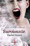 couverture Les Voleurs d'Âmes, Tome 5 : Survivante