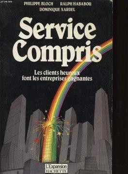 Couverture du livre : Service compris