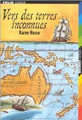 Couverture du livre : Vers des terres inconnues