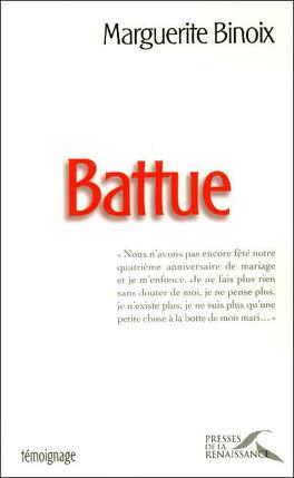 Couverture du livre : Battue