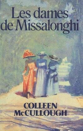 Couverture du livre : Les Dames De Missalonghi