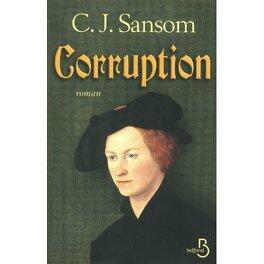 Couverture du livre : Corruption