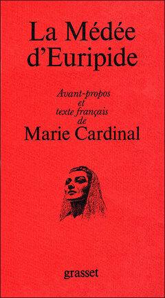 Couverture du livre : La Médée d'Euripide