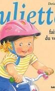 Juliette fait du vélo