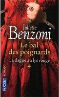 Le Bal des Poignards, Tome 1 : La Dague au Lys Rouge