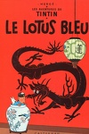 couverture Les Aventures de Tintin, Tome 5 : Le Lotus bleu