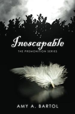 Couverture de The Premonition, Tome 1 : Inescapable