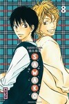 couverture Sawako, tome 8