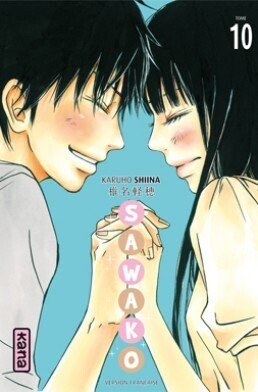 Couverture du livre : Sawako, tome 10