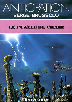 Couverture de Le Puzzle de chair
