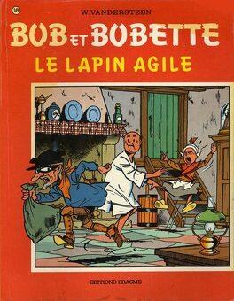 Couverture du livre : Bob et Bobette:Le lapin agile