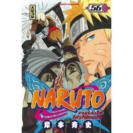 Couverture du livre : Naruto, Tome 56 : L'Équipe d'Asuma réunie !