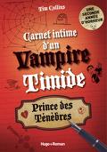 Carnet intime d'un vampire timide, Tome 2 : Prince des Ténèbres