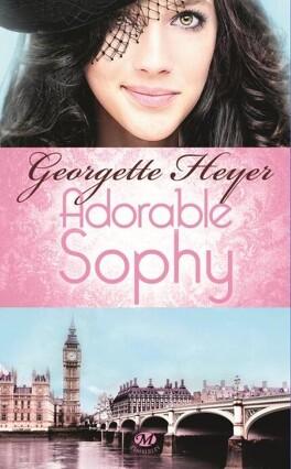 Couverture du livre : Adorable Sophy
