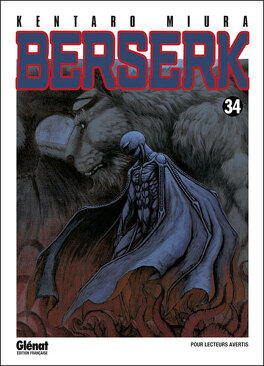 Couverture du livre : Berserk, Tome 34