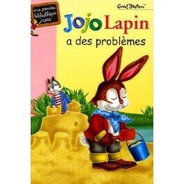 Couverture du livre : Jojo Lapin a des problèmes