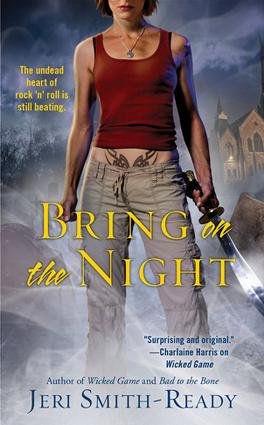 Couverture du livre : Le Sang du Rock, Tome 3 : Bring on the Night