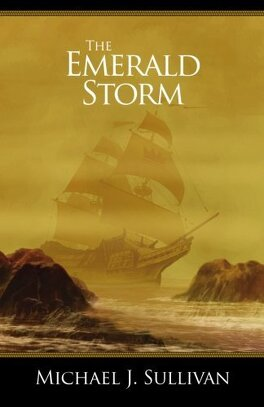 Couverture du livre : Les Révélations de Riyria, Tome 4 : The Emerald Storm