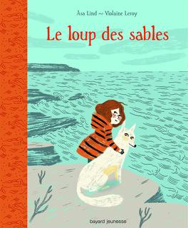 Couverture du livre : Le Loup des sables