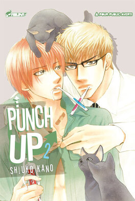 Couverture du livre : Punch Up, Tome 2