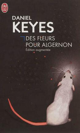 Couverture du livre : Des fleurs pour Algernon