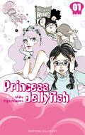 Princess Jellyfish , Tome 1