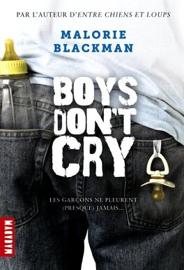 Couverture du livre : Boys Don't Cry
