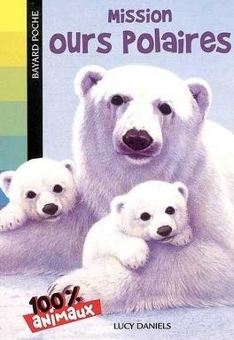 Couverture du livre : Mission ours polaires