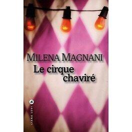 Couverture du livre : Le Cirque chaviré