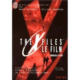 The X Files Le Film Livre De Elizabeth Hand