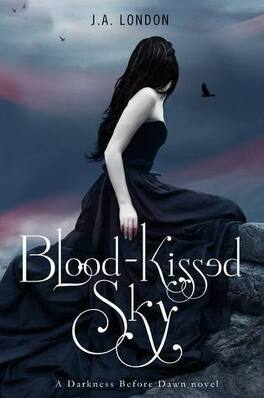 Couverture du livre : Darkness Before Dawn, tome 2 : Blood Kissed Sky