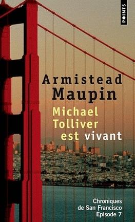 Couverture du livre : Chroniques de San Francisco, Tome 7 : Michael Tolliver est vivant