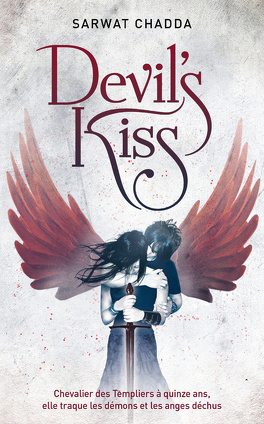 Couverture du livre : Devil's Kiss, Tome 1 : Devil's Kiss