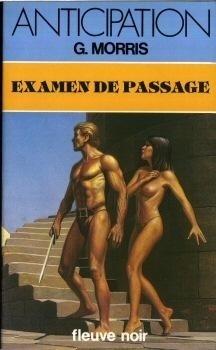 Couverture du livre : FNA - 1129 - Examen de passage