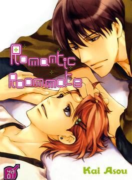 Couverture du livre : Romantic Roommate
