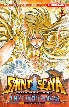 Couverture du livre : Saint Seiya - The Lost Canvas, Tome 20