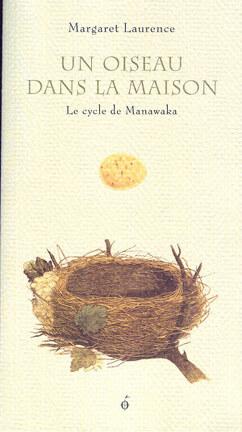 Couverture du livre : Un oiseau dans la maison