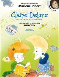 Couverture du livre : Claire Delune, une maîtresse extraordinaire