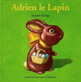 Couverture du livre : Adrien le lapin