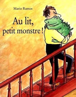 Couverture du livre : Au lit, petit monstre !