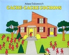 Couverture du livre : Cache-cache cochons